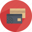 card, credit, debit, method, pay, payment icon