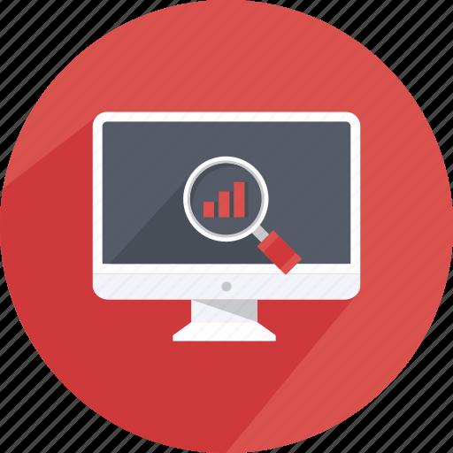 content, discount, monitor, sale, shopping, statistics, web icon