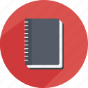 address, agenda, book, call, note, notebook, planner icon
