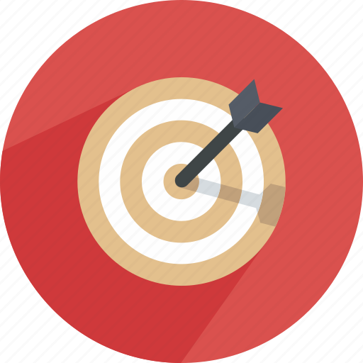 business, buy, click, hand, marketing, pay, target icon