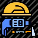 construction, equipment, industrial, scientific, tools