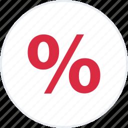 interest, percentage, rate, save, savings icon