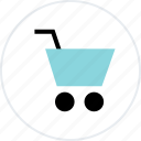 cart, check, item, out, shop, shopping icon