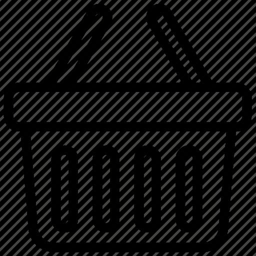 Basket, shopping icon - Download on Iconfinder on Iconfinder