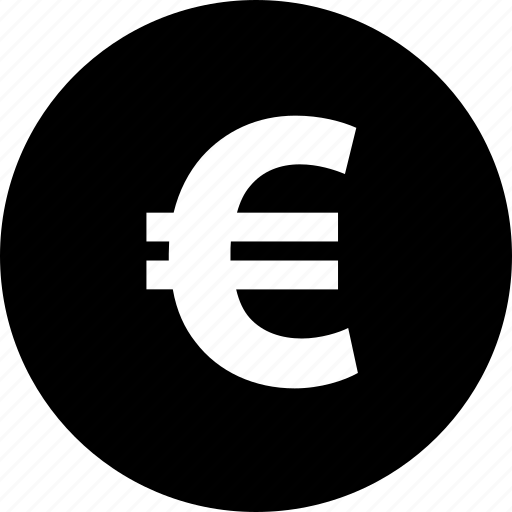 business, euro, fund, funds, money, sign icon