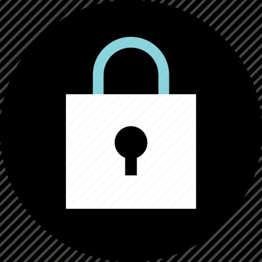 lock, online, safe, secure, secured, ssl, web icon
