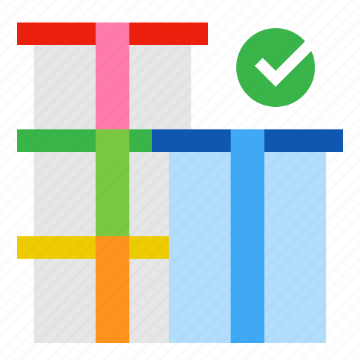 box, inventory, package, product icon