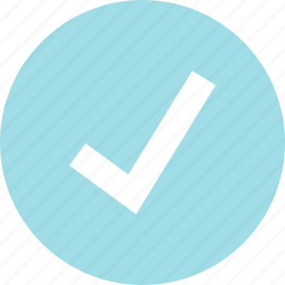 approved, check, mark, ok, safe, secured icon
