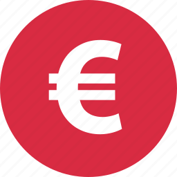 euro, money, pay, sign icon