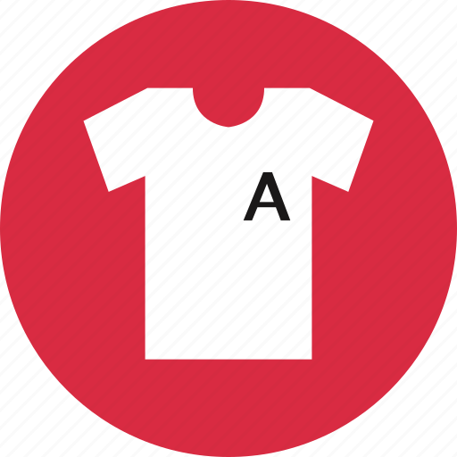 clothing, front, lettering, shirt, tee, tshirt icon