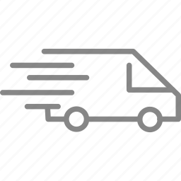 buy, car, copy, delivery, fast, online, online shopping, promotion, transport icon