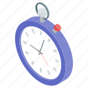 chronometer, stopwatch, ticker, time piece, timer icon