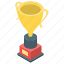 award, champion, gold trophy, medal, trophy, winner icon