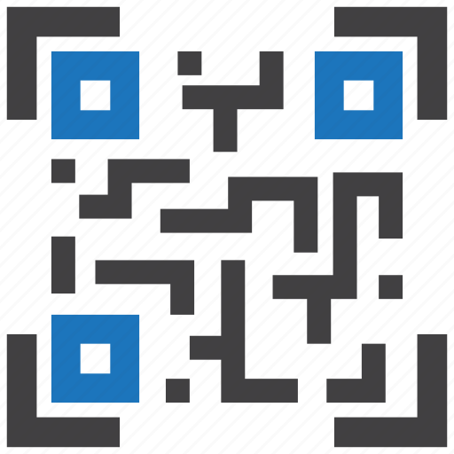 code, product, qr icon