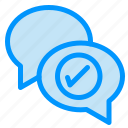 business, chat, chatting, mail icon