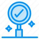 business, find, search icon