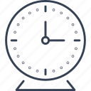 clock, online, system icon
