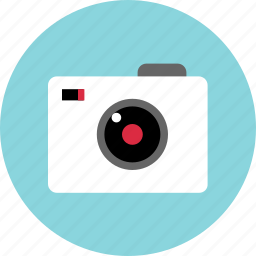 camera, digital, moments, record, share, shot icon