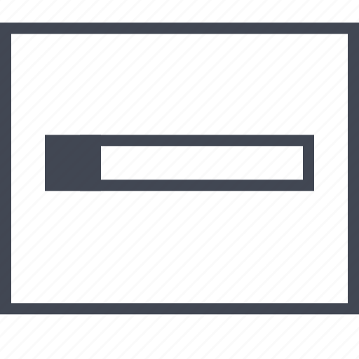 box, google, search, wireframe icon