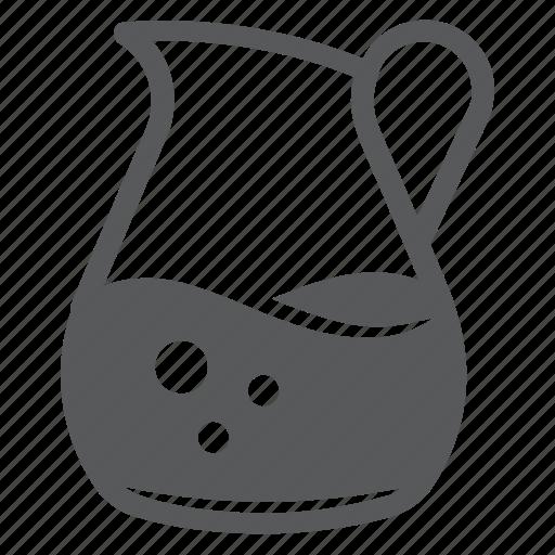 beverage, cooking, drink, glass, jar, jug, pitcher icon