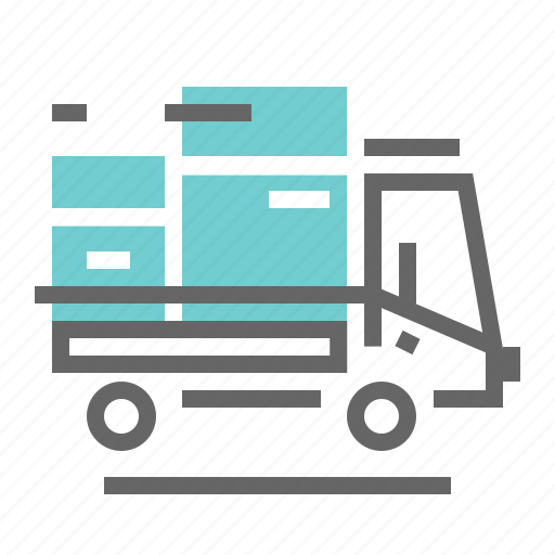 car, delivery, product, transport icon