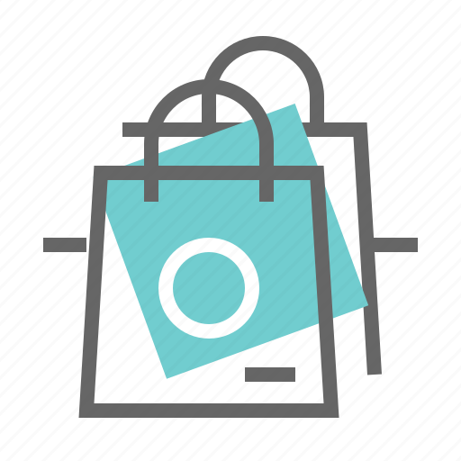 discount, gift, purchases, shopping icon