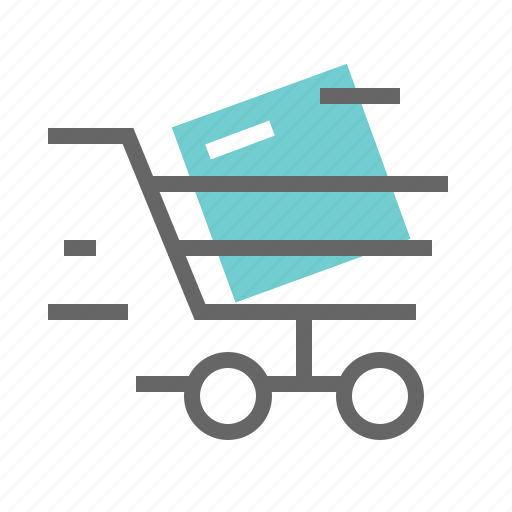 cart, delivery, ecommerce, product icon