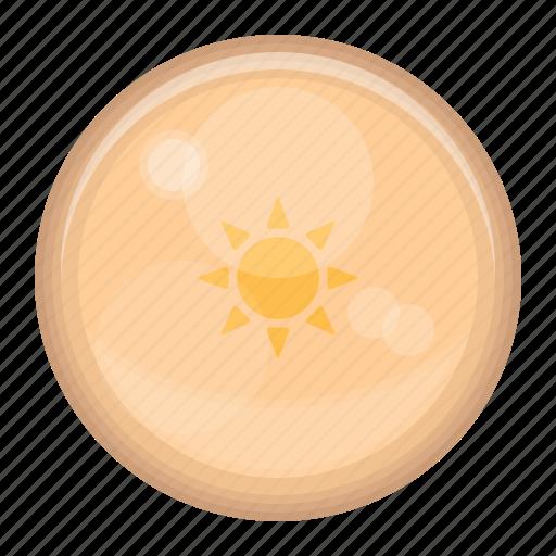 earth, fire, heart, love, orb, sun, thunder, water icon