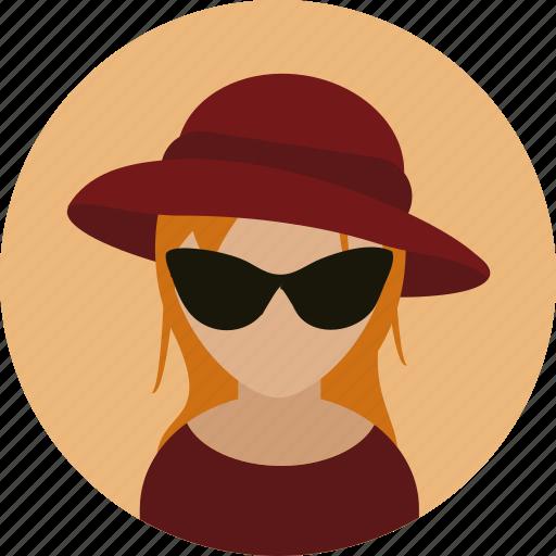 accessories, fashion, fashionista, female, person, woman icon