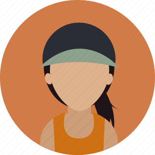 Fitness, fitness instructor, gym, runner, woman icon - Download on Iconfinder
