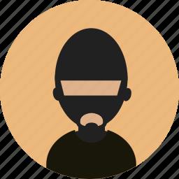 avatar, ninja, person, sneek icon