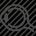eye, human, internal, organ icon