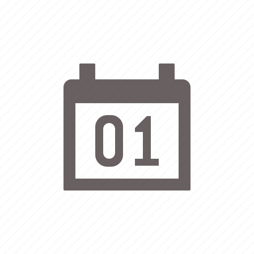calendar, date, day, event, number, plan, time icon