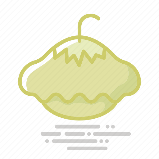 food, gourd, groceries, pattison, pattypan, squash, vegetable icon
