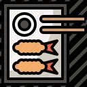 asian, food, gastronomy, nutrition, oriental, tempura