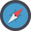 compass, explore, navigate, navigation, navitate, orientation icon