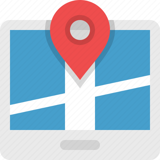 gps, locate, location, marker, navigate, navigation, pin icon