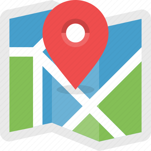 destination, location, map, marker, navigation, orientation, pin icon