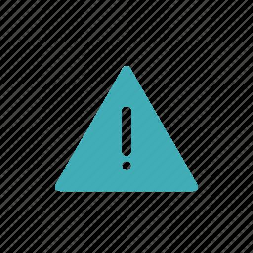alert, attention, error, message, warning icon
