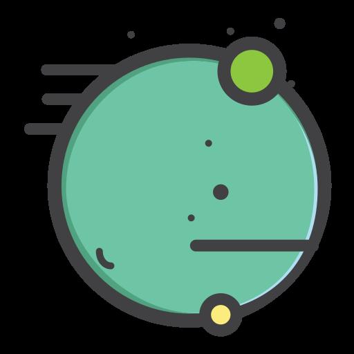 earth, planet, saturn, univearse, venues icon