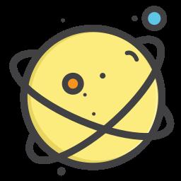 mars, planet, space, telestial, univearse icon