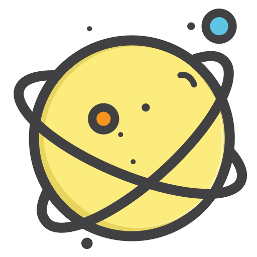Mars, planet, space, telestial, univearse icon - Free download