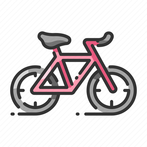 adventure, bicycle, bike, biking, cycling, exercise, healthy icon