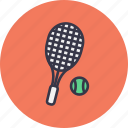 ball, game, play, racket, sport, sports, tennis icon