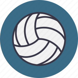 ball, beach, game, play, sport, sports, volleyball icon