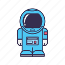 astronaut, human, space, spaceman icon