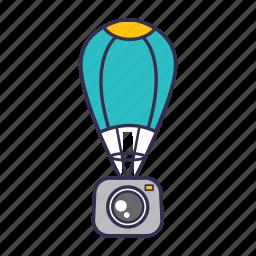 camera, capture, photo, space icon