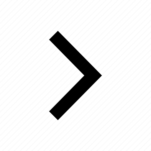 arrow, arrows, chevron, direction, navigation, right icon