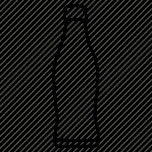 bottle, coke, drink, glass icon