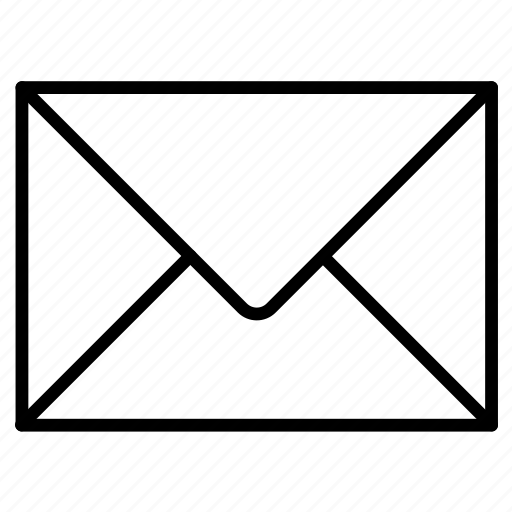 communication, letter, message, post icon